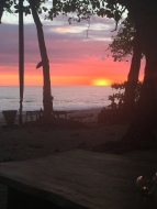 Sunset at Rocamar