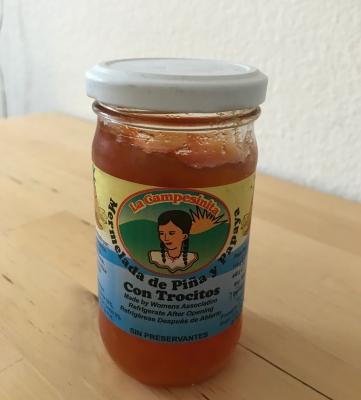 Papaya Pina Jam
